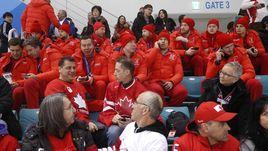 Какие условия у хоккейной сборной в Олимпийской деревне. Показываем
