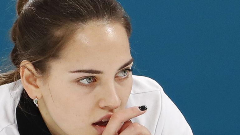 Анастасия БРЫЗГАЛОВА. Фото REUTERS