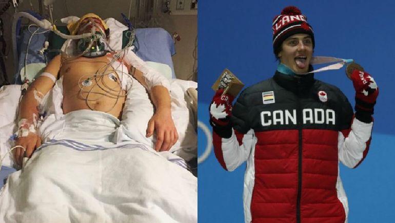 Марк МАКМОРРИС спустя 11 месяцев после выхода из комы взял бронзу Олимпиады.