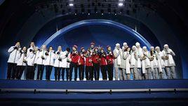 Между Канадой и США. Серебро для России