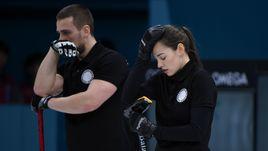 Понедельник. Пхенчхан. Анастасия БРЫЗГАЛОВА и Александр КРУШЕЛЬНИЦКИЙ будут бороться за третье место.