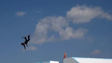 Софья ФЕДОРОВА. Фото AFP
