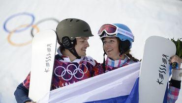 Влюбленные сноубордисты и сестры из разных стран. Семьи Олимпиады