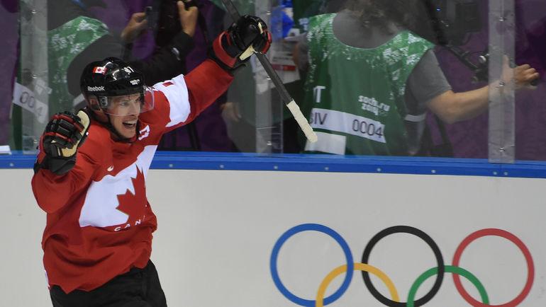 Сидни КРОСБИ и другие звезды НХЛ эти Игры пропустят. Фото Александр ФЕДОРОВ, «СЭ»