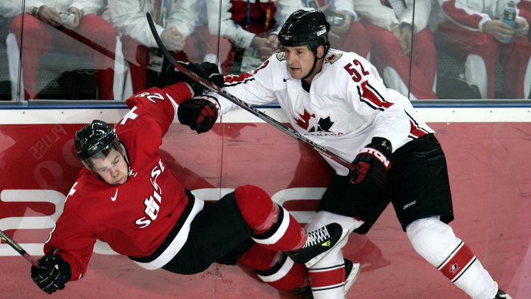 2006 год. Швейцария – Канада – 2:0. Фото REUTERS