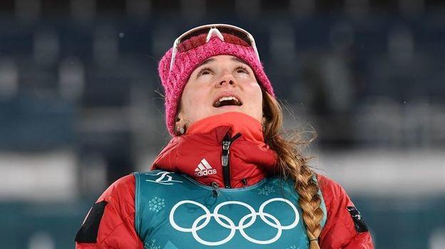 Нас бьют - мы летаем! Самый счастливый день Олимпиады от Белоруковой и Большунова