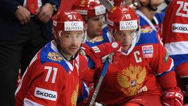 Илья КОВАЛЬЧУК (№13) и Павел ДАЦЮК.
