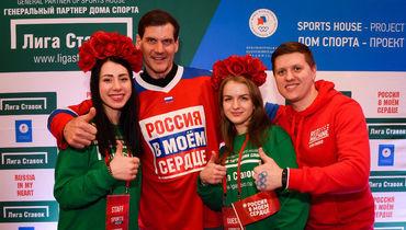 Тарасова отпраздновала в Доме спорта день рождения, Брызгалова и Крушельницкий – историческую медаль