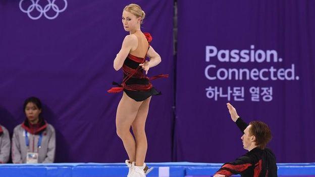 Двойная уважуха. Тарасова и Морозов прыгнули на чемпионский уровень