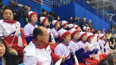 Страшно красиво. Как Северная Корея делает эту Олимпиаду своей (видео)