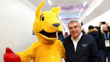 Зачем глава МОК встретился с российскими спортсменами на Олимпиаде. Есть версия