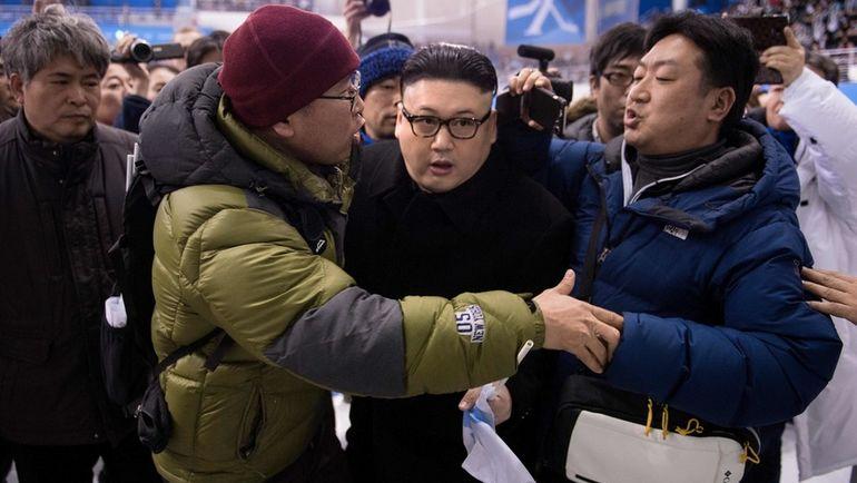 Сегодня. Каннын. Двойник Ким Чен Ына.