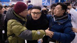 Ким Чен Ына выгнали с матча Кореи на Олимпиаде. Почему?