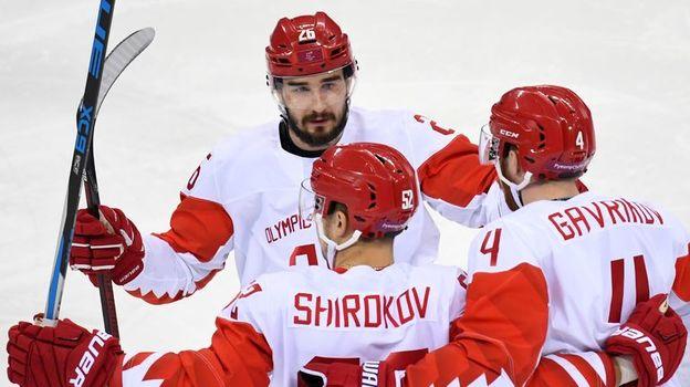 Россия - Словакия: матчи на пятой минуте не выигрывают