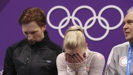 Тарасова и Морозов: вместо медалей Олимпиады - слезы