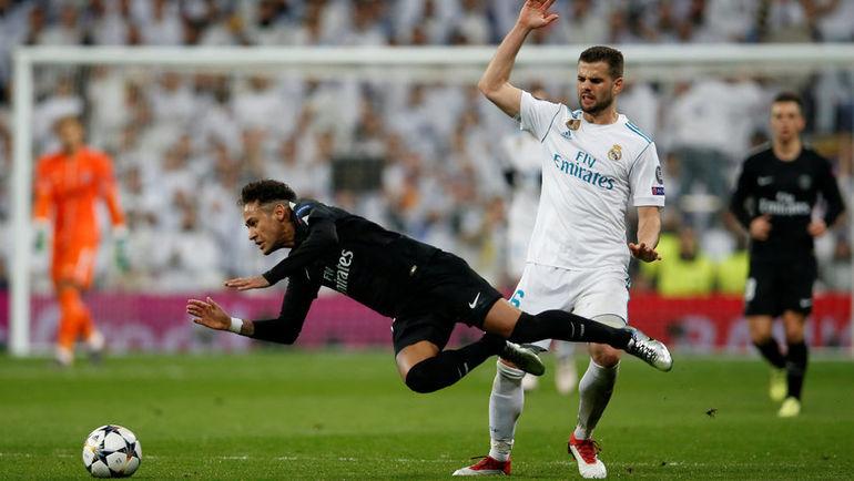 """Среда. Мадрид. """"Реал"""" - """"ПСЖ"""" - 3:1. Фото REUTERS"""