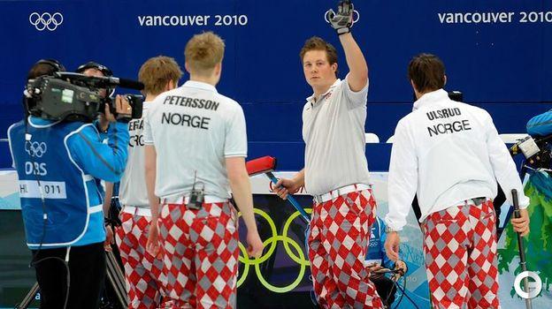 2010 год. Ванкувер. Фото AFP