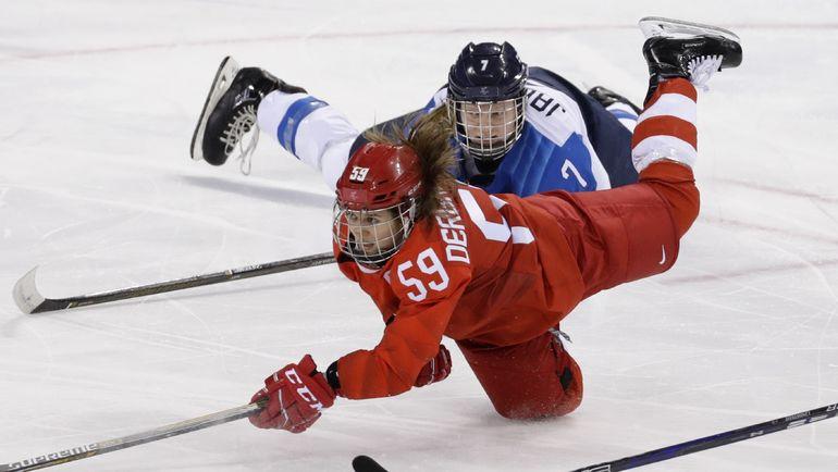 Секс женский хоккей на траве