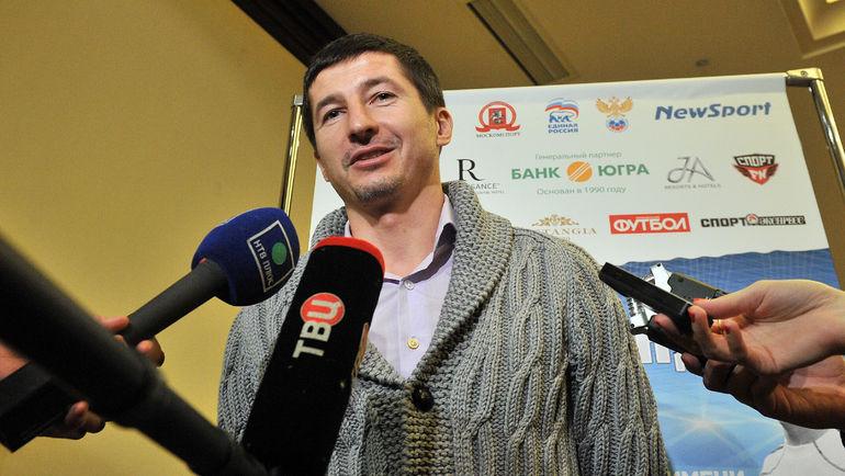 Евгений АЛДОНИН. Фото Алексей ИВАНОВ