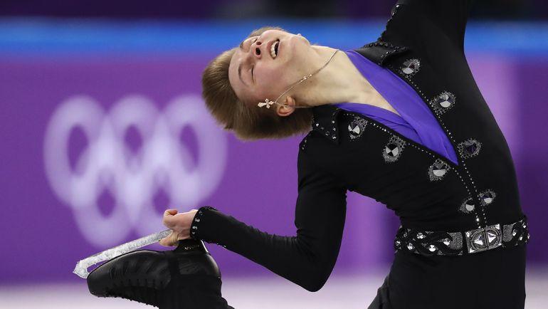 Михаил КОЛЯДА. Фото Reuters