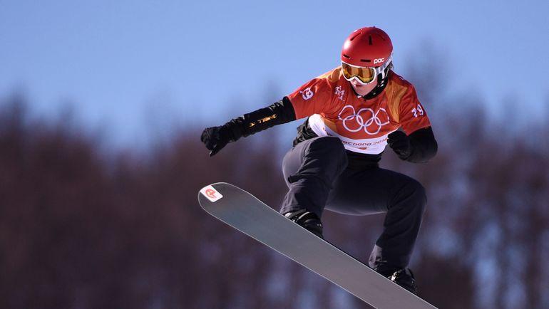 Кристина ПАУЛЬ. Фото AFP