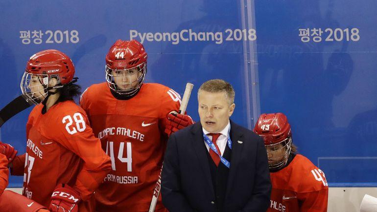 Алексей ЧИСТЯКОВ. Фото REUTERS