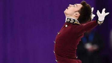 Маске-рад! Дмитрий Алиев зажег корейский лед