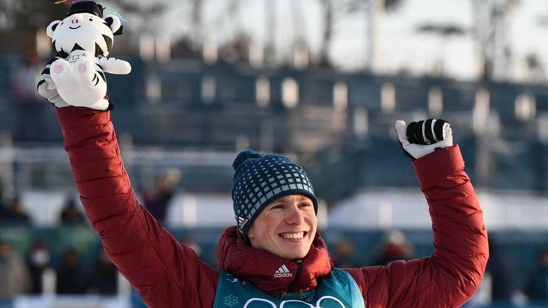 Пятница. Пхенчхан. Денис СПИЦОВ взял первую олимпийскую медаль в карьере. Фото AFP