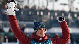 Сегодня. Пхенчхан. Денис СПИЦОВ взял первую олимпийскую медаль в карьере.