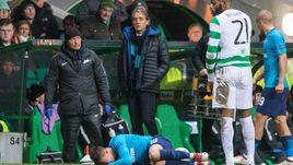 """Четверг. Глазго. """"Селтик"""" - """"Зенит"""" - 1:0. Сине-бело-голубые проиграли в Шотландии."""