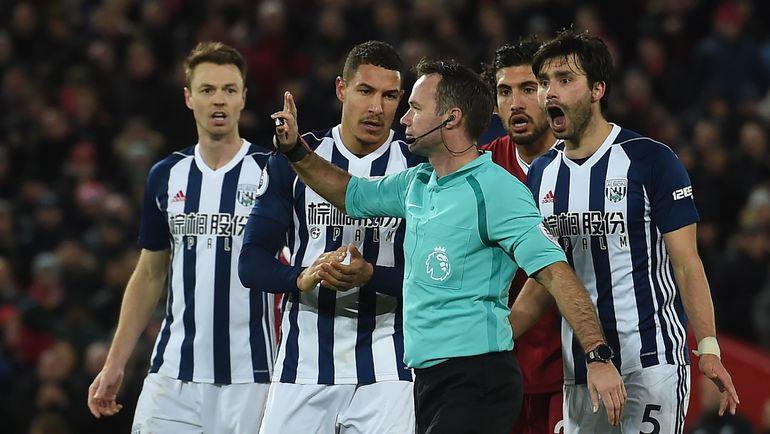 """Четверо игроков """"Вест Бромвича"""" украли такси в Каталонии. Фото AFP"""