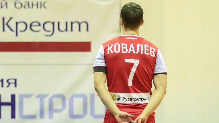 Дмитрий КОВАЛЕВ. Фото Василий ПОНОМАРЕВ