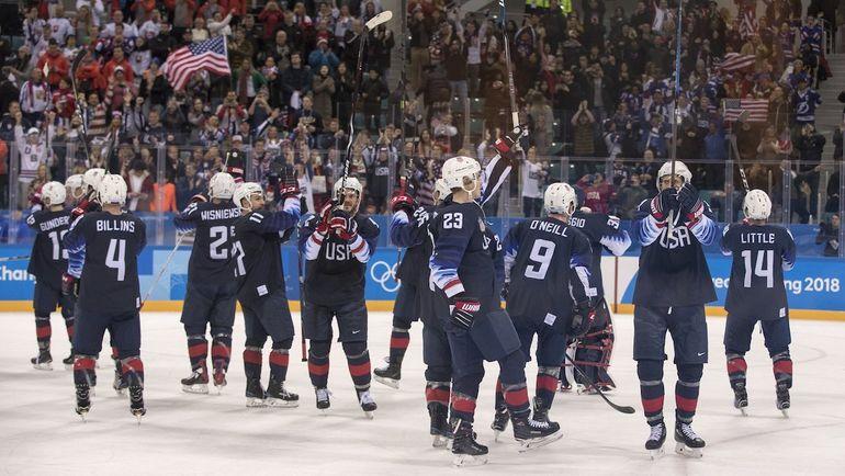 Вратарь сборной США восхитился игрой русских хоккеистов