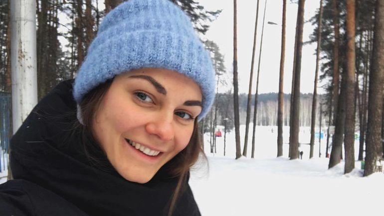 Анастасия СЕДОВА. Фото instagram.com/sedova_nastya/