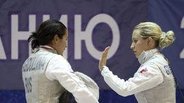 Татьяна ГОЛОСЕЕВА (справа).