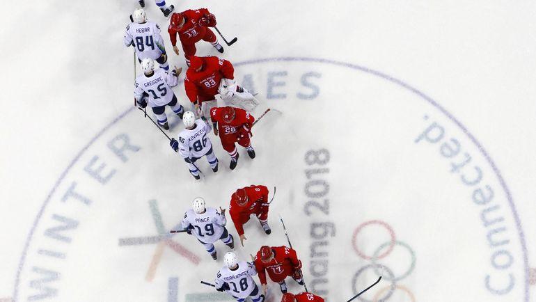 Россия - Словения: до встречи в четвертьфинале? Фото REUTERS