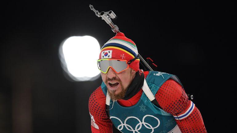 Российский кореец Тимофей ЛАПШИН. Фото AFP