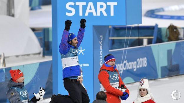 Сегодня. Пхенчхан. Чемпионский прыжок Мартена ФУРКАДА. Фото Reuters