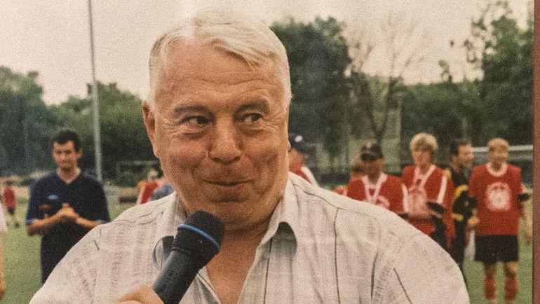 Владимир ПЕРЕТУРИН. Фото из личного архива В.Перетурина