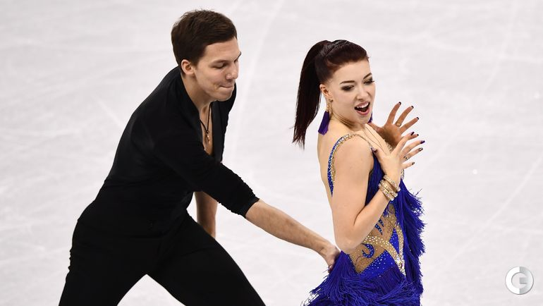 Сегодня. Пхенчхан. Екатерина БОБРОВА и Дмитрий СОЛОВЬЕВ.
