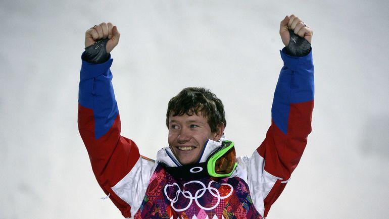 Александр СМЫШЛЯЕВ. Фото AFP