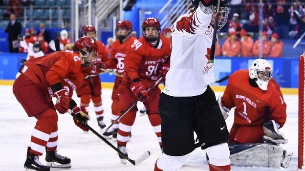 Пока Канада - запредельный уровень. Россию разгромили в полуфинале