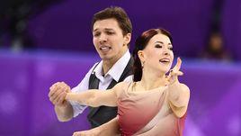 Вторник. Пхенчхан. Екатерина БОБРОВА и Дмитрий СОЛОВЬЕВ.