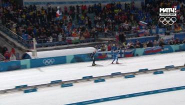 Франция выиграла смешанную эстафету на Олимпиаде, Россия - 9-я