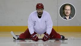 Хоккеист Войнов - новая жертва атак американских СМИ на Олимпиаде-2018. Мнение Симонова