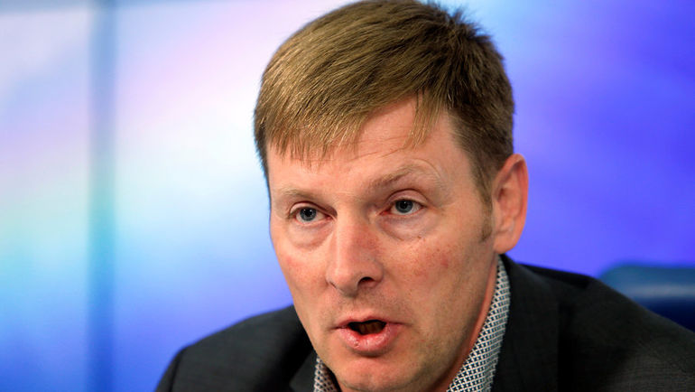 Александр ЗУБКОВ. Фото REUTERS