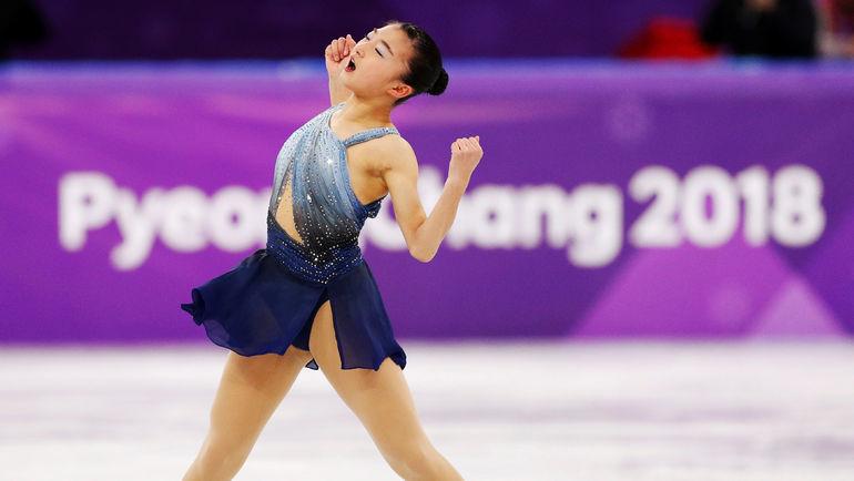 Каори САКАМОТО. Фото AFP