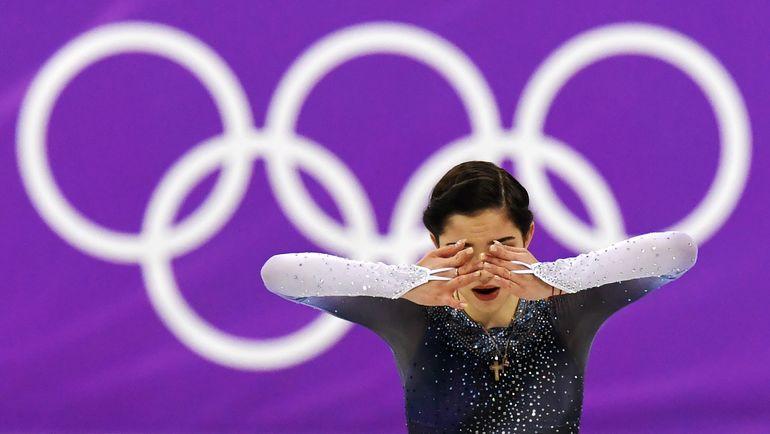 Евгения МЕДВЕДВА. Фото AFP