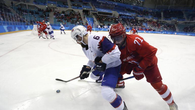 Илья КОВАЛЬЧУК не смог отличиться в матче с Норвегией. Фото REUTERS