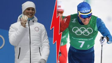 Француз атаковал российских лыжников. И вот, что они ответили